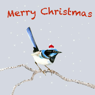 Bellablackbird Merry Christmas And A Happy New Year
