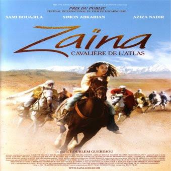 Zaïna, cavalière de l'Atlas dans Aventure 1615