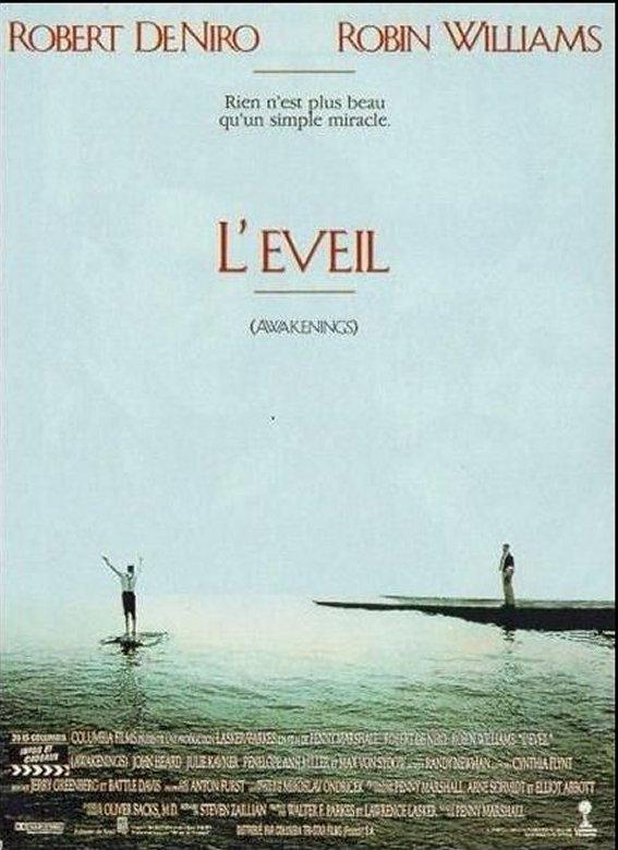 L'Eveil affiche