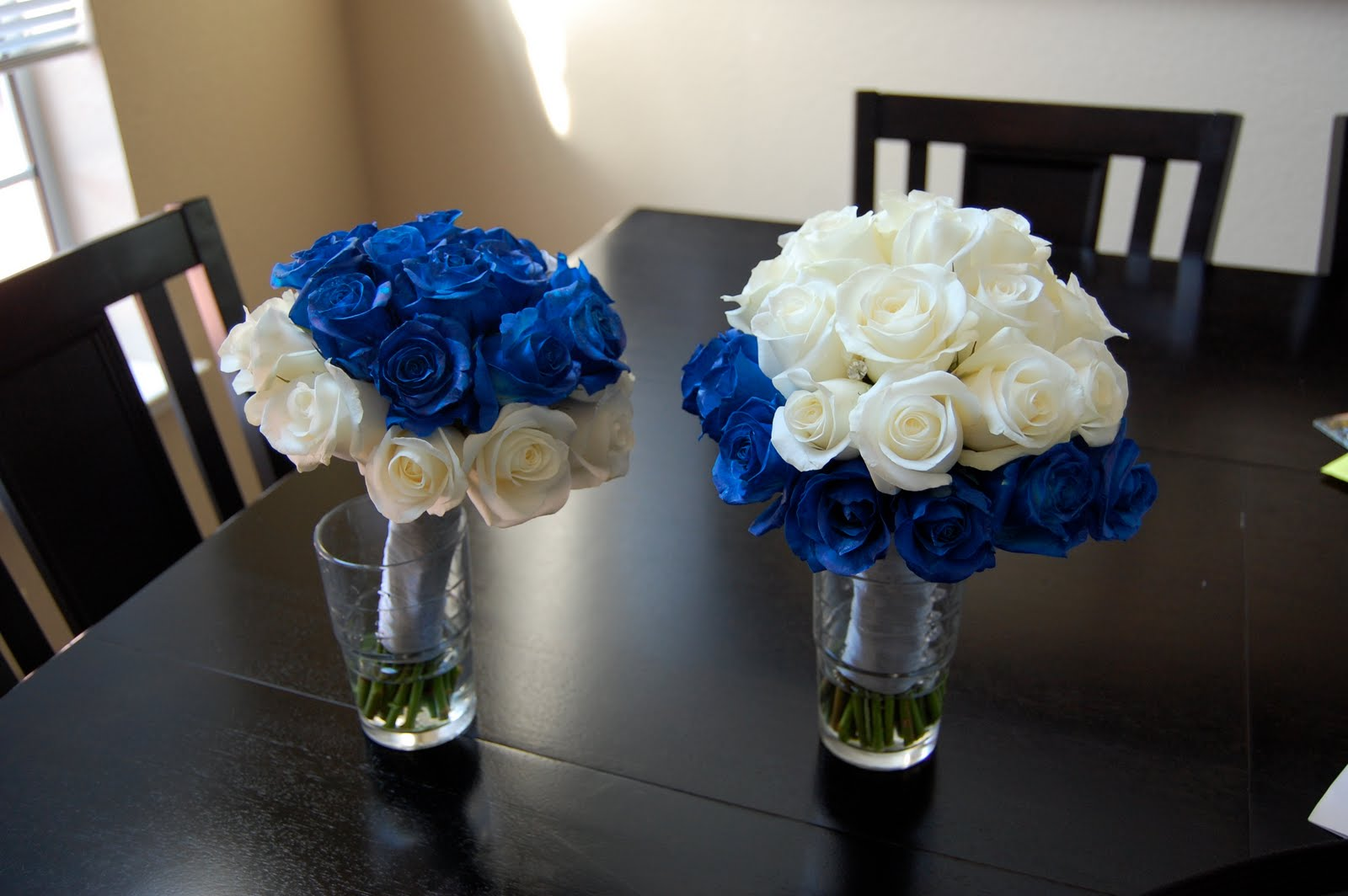 Blue And White Rose Wallpaper Blue Roses Wallpapers