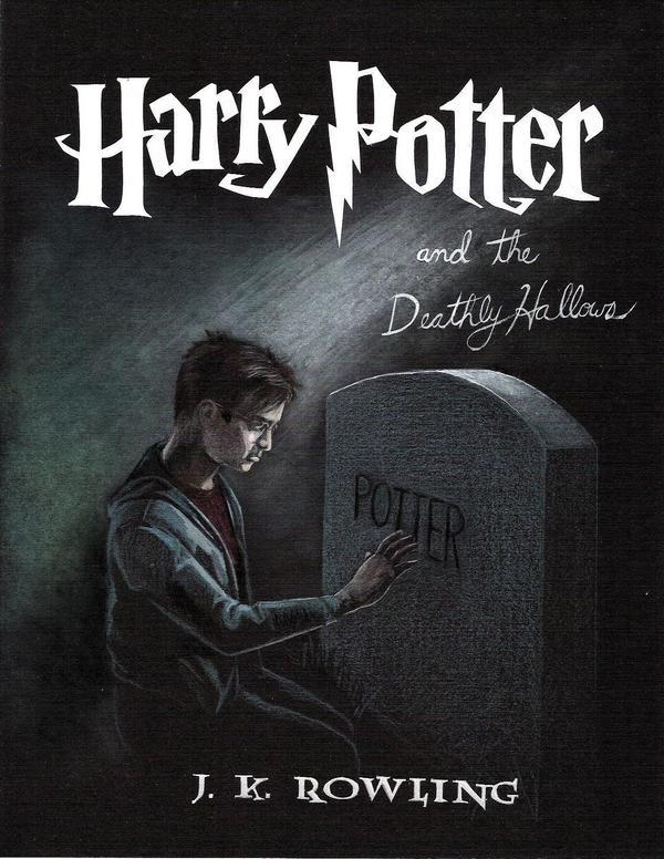 harry potter and the deathly hallows movie cover. hallows movie cover. harry