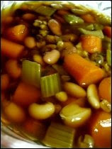 My 16 Bean Soup