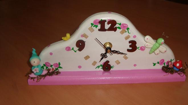 Reloj de apoyo