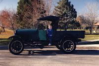 Grandpa's Model T