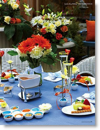ideas for table decorations for parties