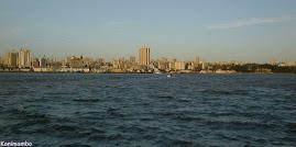 Vista geral da cidade que ainda hoje para mim é Lourenço Marques,mas que mudaram para Maputo