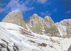 ΟΛΥΜΠΟΣ- OLYMPUS MOUNTAIN