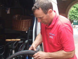 Martin Mobile Bicycle Mechanic
