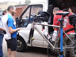 Fixing Dave Gorman,s Bicycle