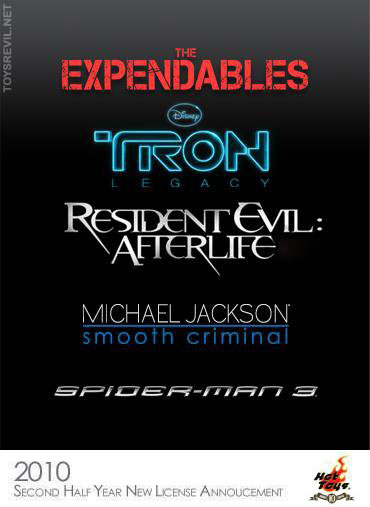 Marvel Real Action Heroes, scale 1/6 Action Figures & Statue HOT-TOYS-LICENSE