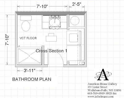 Bathroom Plans on Remodeling Projects  Bathroom Makeover