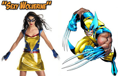 Like a lot of people Iu0027d always assumed that X-23 the clone of Wolverine was created to give guys who were confused about their feelings for Wolverine a ...  sc 1 st  Figure Of Fun & Figure Of Fun: Coolest Female Superhero Costumes Based on Comic Book ...