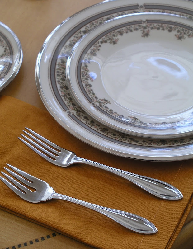 Affordable Accoutrements: Who gets the DISHES???