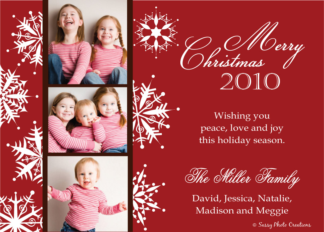 Sassy Photo Creations: From the Shop- beautiful Christmas cards ...