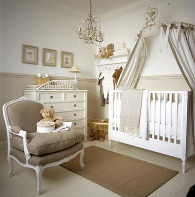 Baby Nursery  Ideas on Unisex Baby Nursery Designs