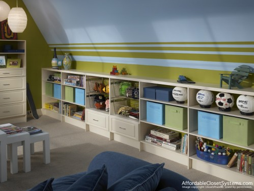 Kids Play Room Design on Home Design 2011  How To Design An Organized   Stylish Kids  Playroom