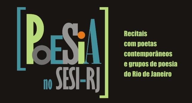 Poesia no SESI-RJ