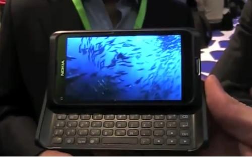 Vídeo: Nokia N8 e Nokia E7 no Nokia World 2011 ~ Touch Nokia