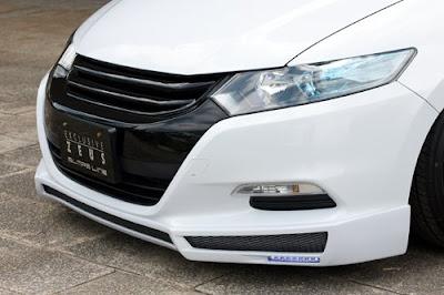 Honda Exclusive Zeus front