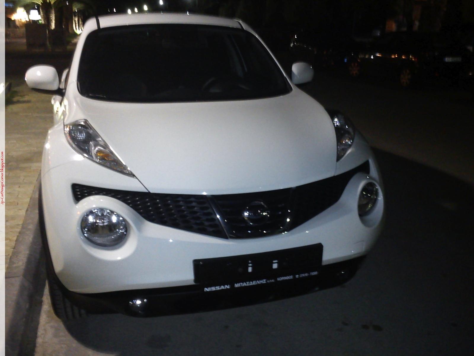 Nissan Juke Demo Car For Sale