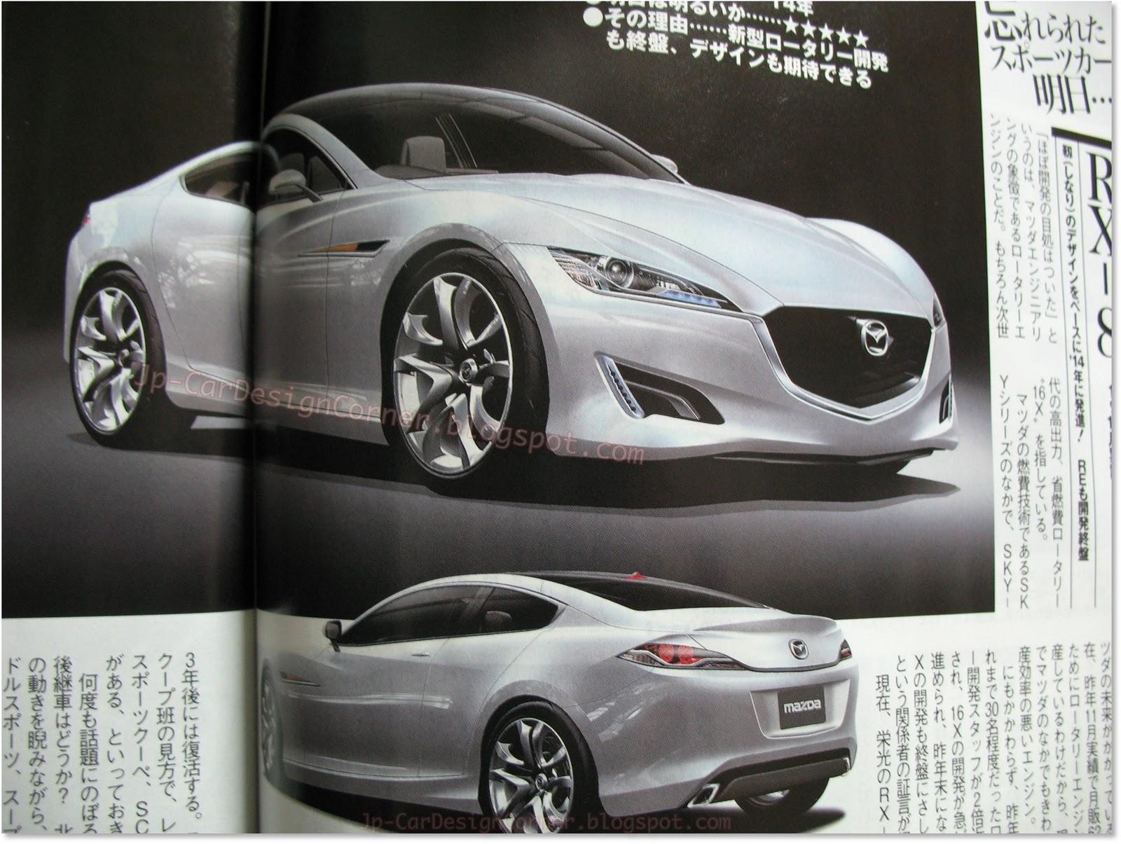 2014 Mazda RX 9