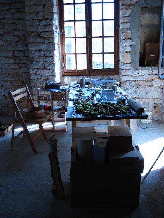 L'atelier à Grimault Bourgogne