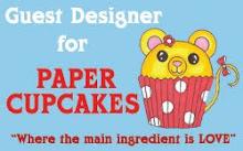 Paper Cupcakes digi stamps