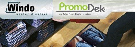 POSPRINT Bedruckungen / FloorWindo / DeskWindo