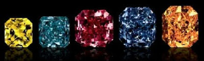 Color Diamonds Dazzle New York