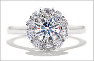 'Beloved' ring
