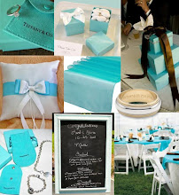 Engagement Theme color ~ Tiffany Blue