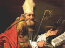 Saint Ambrose, Patron Saint of this Blog