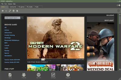 call of duty modern warfare 2 multiplayer steam download