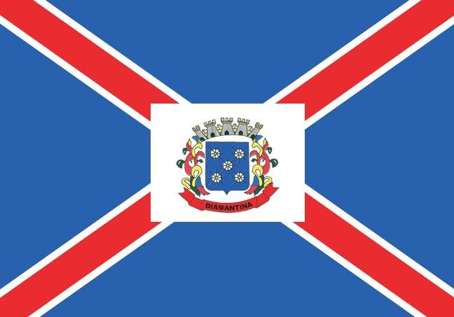 Bandeira de Diamantina