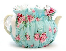 I just love this Tea Cozies