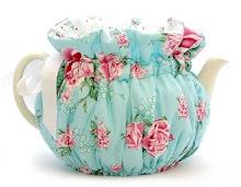 I just love this Tea Cozies
