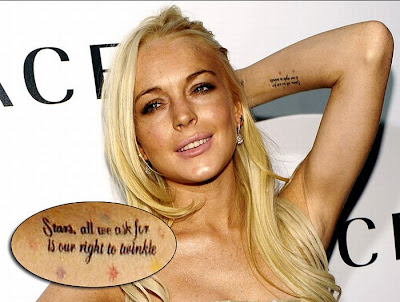 celebrity tattoo designs