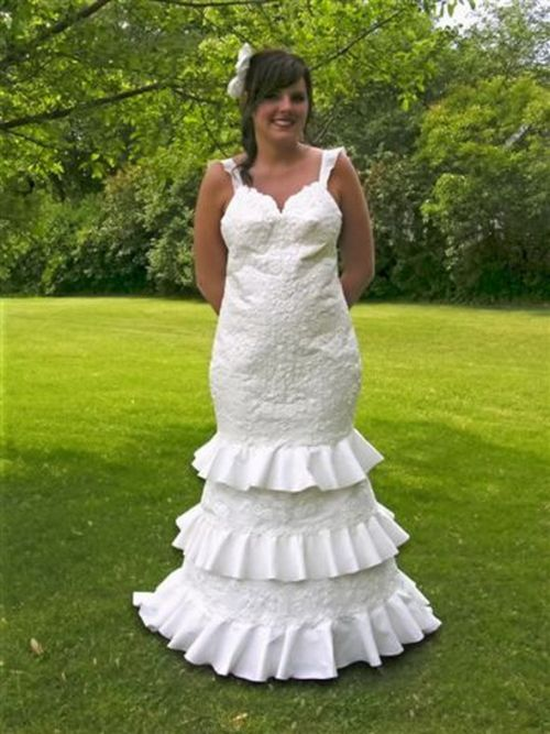 27 Unusual wedding dresses i ever seen!   Curious, Funny Photos ...