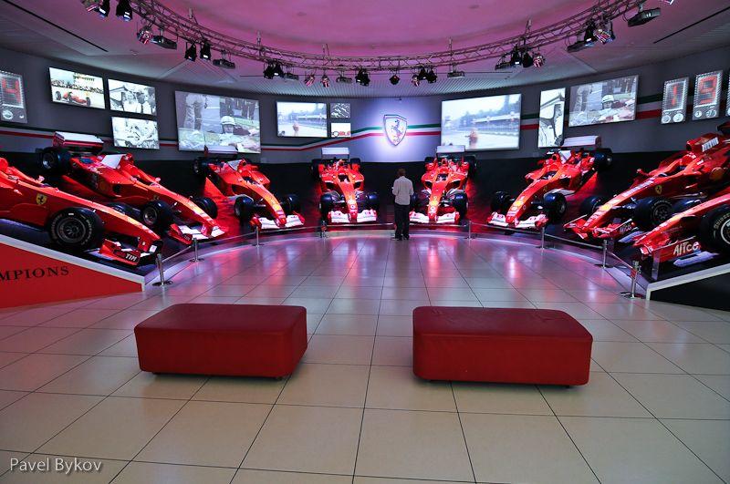 Ferrari Museum In Maranello 45 Pics Curious Funny