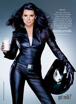 Celebrity Milk Ad Seen On www.coolpicturegallery.net