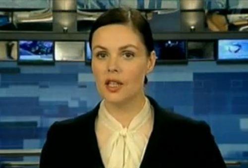 дикторы первого канала фото женщины