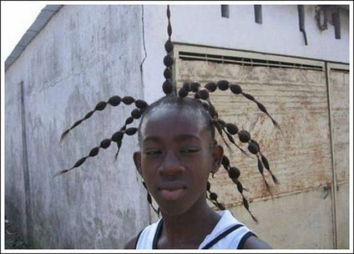 crazy hairstyles. Fuuny and Crazy Hairstyles