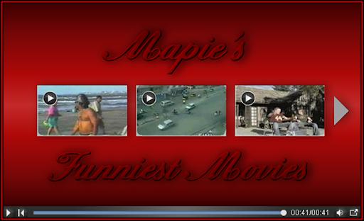 Mapie's Funny Movies