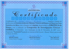 Certificado EBATECA