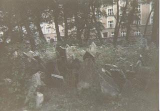 Jewish Cemetery, Praha