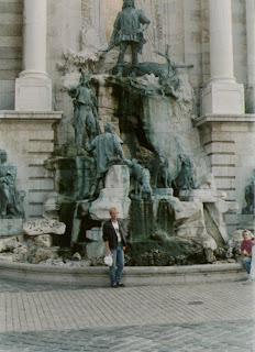 David Ben-Ariel in Budapest
