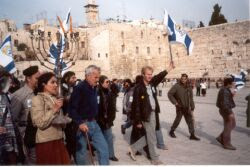 David Ben-Ariel, Temple Mount Faithful