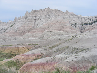 Badlands by David Ben-Ariel