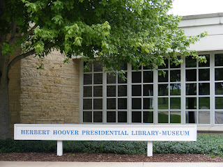 Hoover Presidential Library and Museum