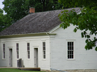 Quaker Meeting House at Hoover